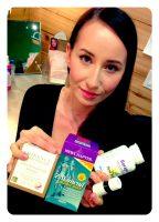 Danielle, 4 Products To Banish Blemishes While Enjoying Sugary, Holiday Treats | Kolya Naturals