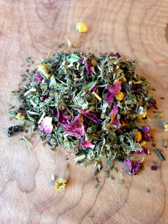 Femal Tonic Tea, Tea Time… A Tea For That Time Of The Month! | Kolya Naturals, Canada