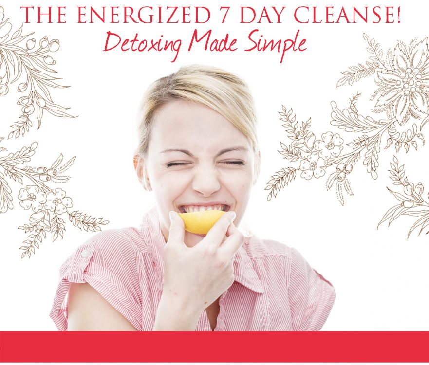Energizing Detox in 4 Simple Steps