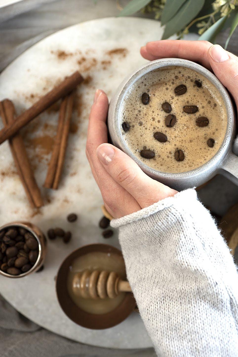 Creamy Coffee Creation | Kolya Naturals, Canada