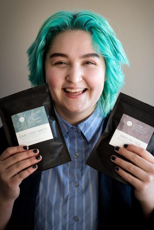 Herbal Tea Blend for Immunity   Kolya Naturals, Canada