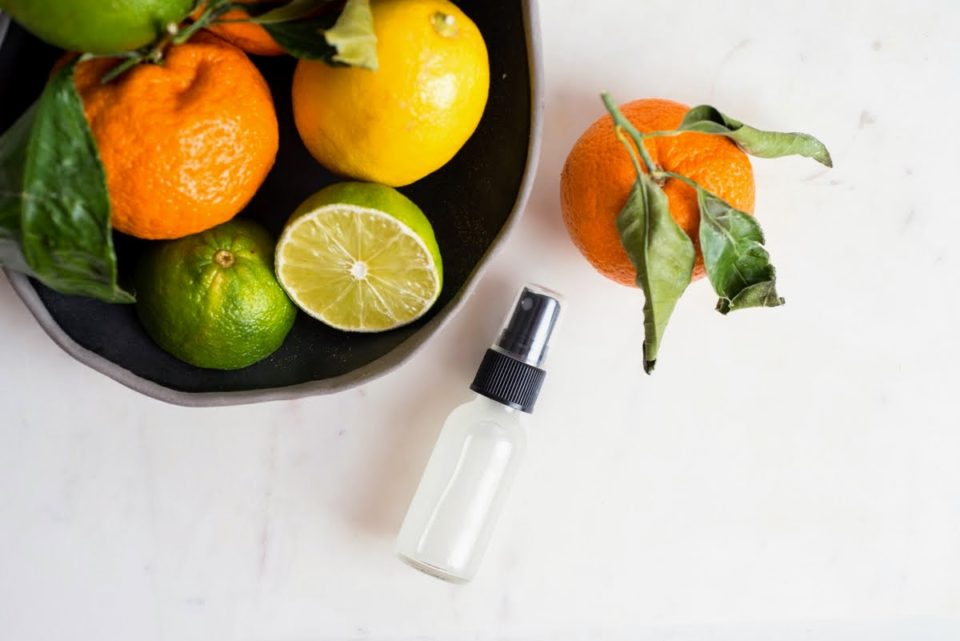 DIY Herbal Face Tonic