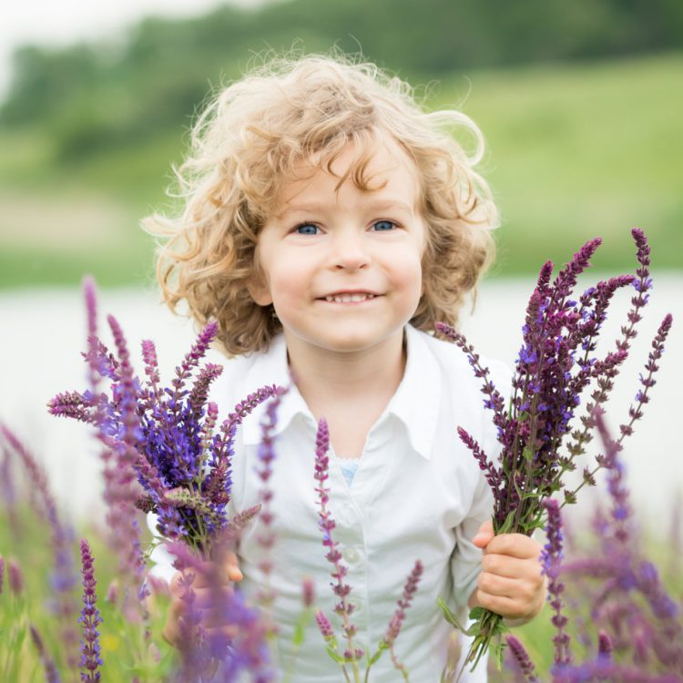 Can Using Essential Oils Create Positive Memories for Kids?