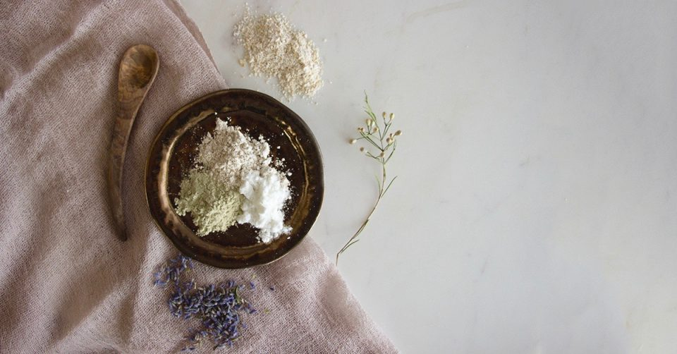 DIY Lavender Coconut Face Mask