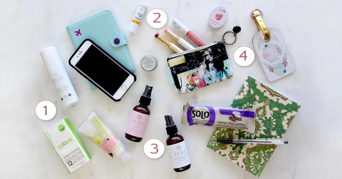 A Millennials Travelling Essentials