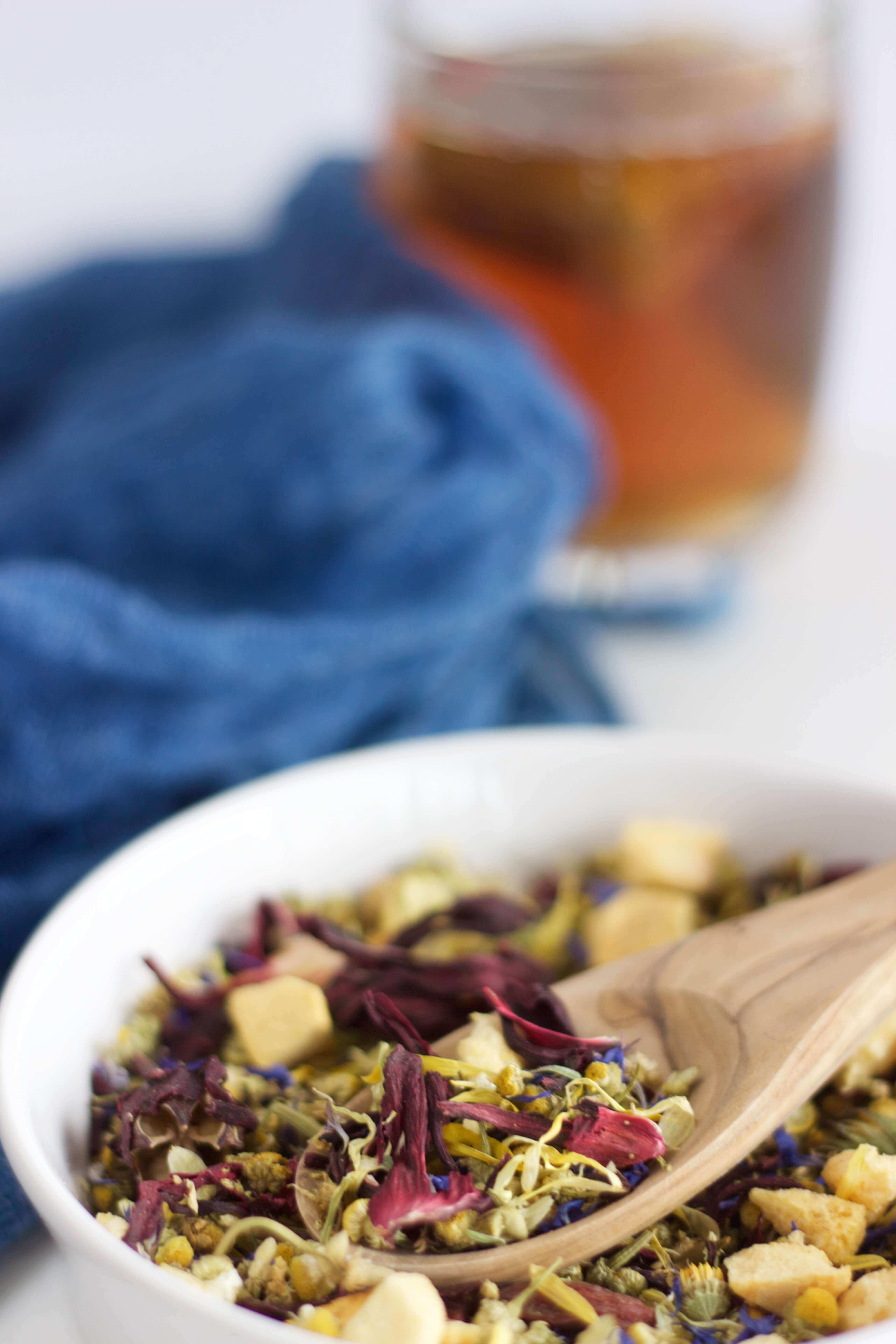 The Art of Tea Crafting