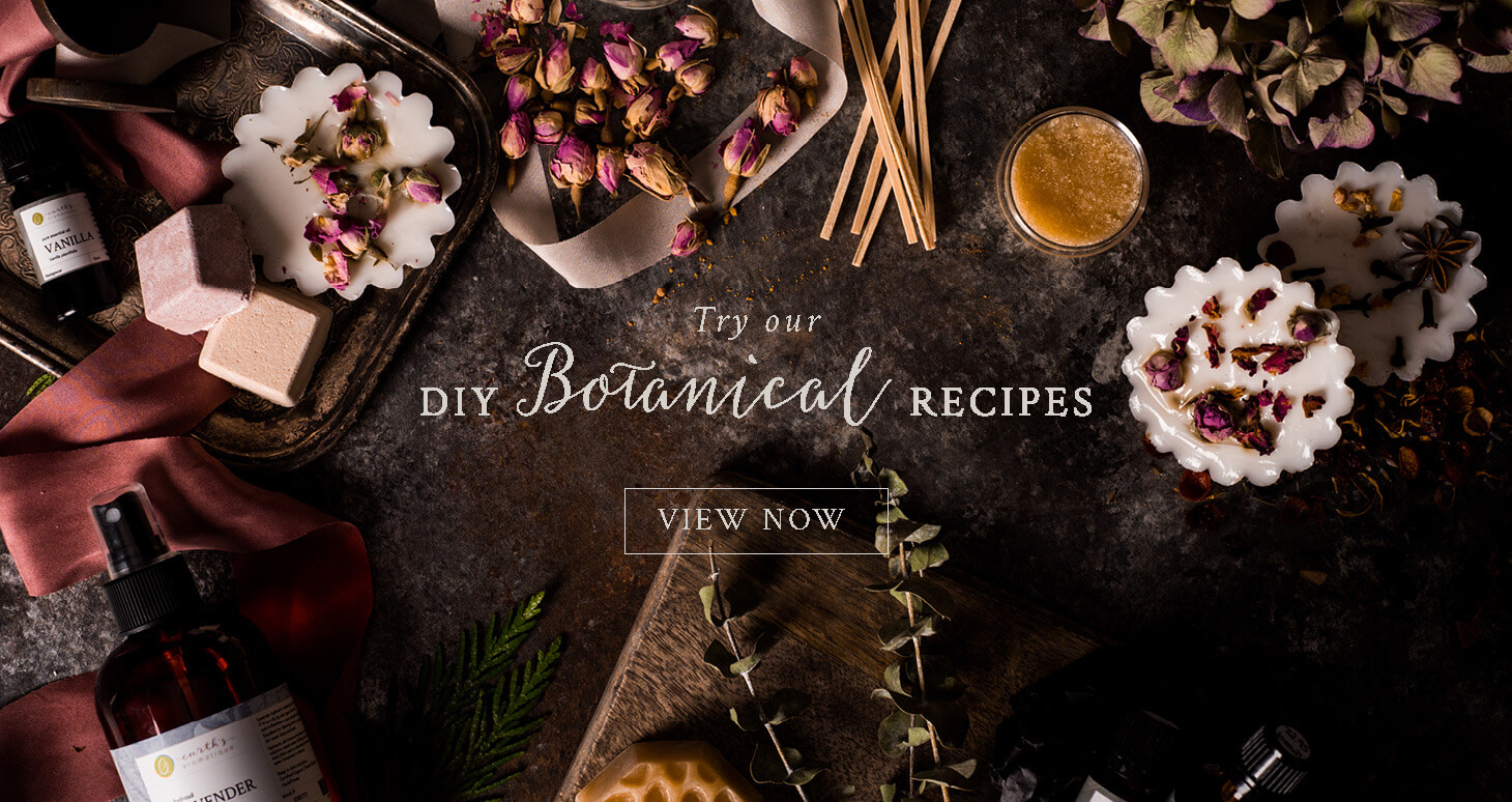 DIY Botanical Recipes