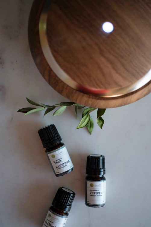 Soothing Essential Oil Recipe for the Diffuser