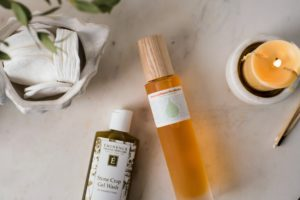 Eminence Organics Stone Crop Gel Wash and Living Libations Sea Buckthorn Best Skin Ever