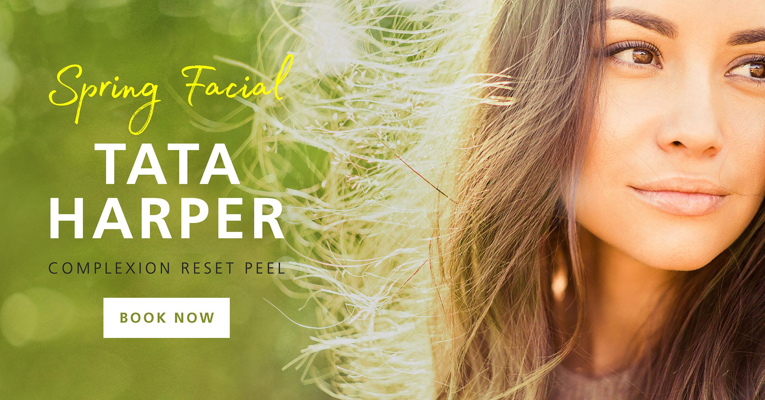 Tata Harper Complexion Reset Peel