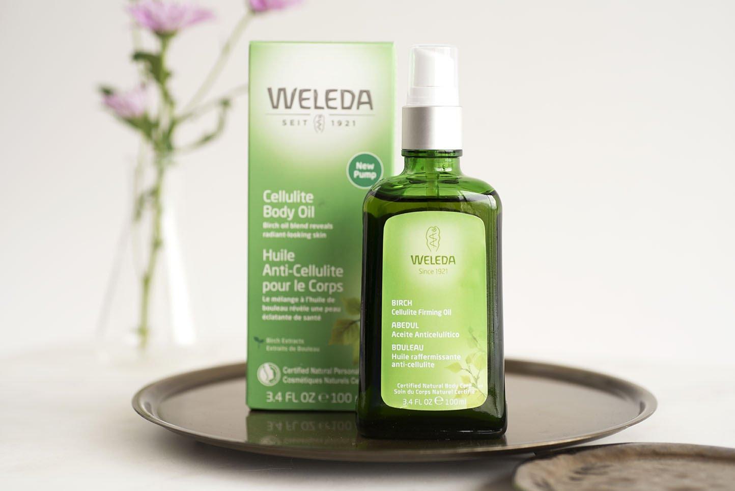 Weleda - Cellulite Body Oil | Kolya Naturals, Canada