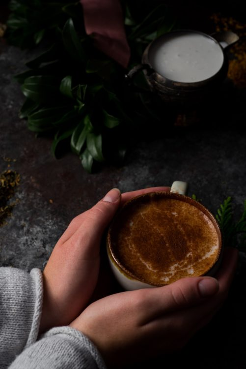 Choco-Mint Cocoon Smoothie | Kolya Naturals, Canada