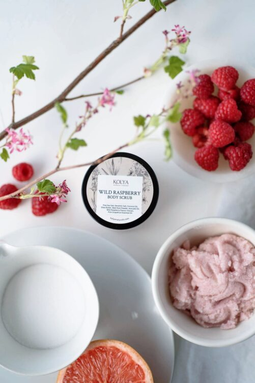 Spring Invigoration with Wild Raspberry | Kolya Naturals, Canada