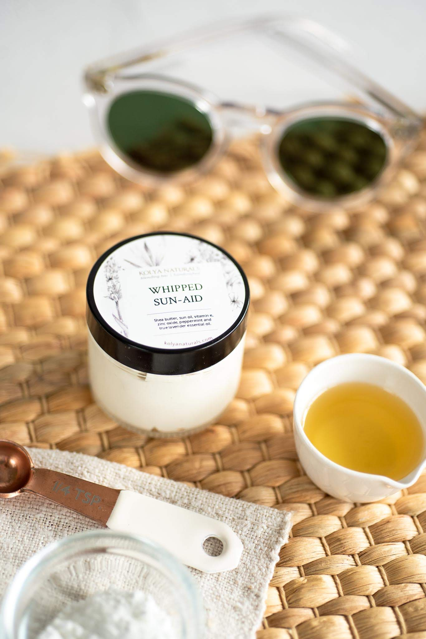 Whipped Sun Aid for Protection against the Elements | Kolya Naturals, Canada