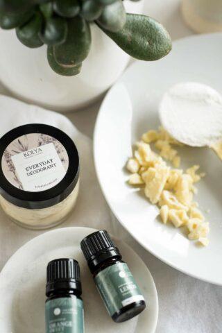 Natural Everyday Deodorant | Kolya Naturals, Canada