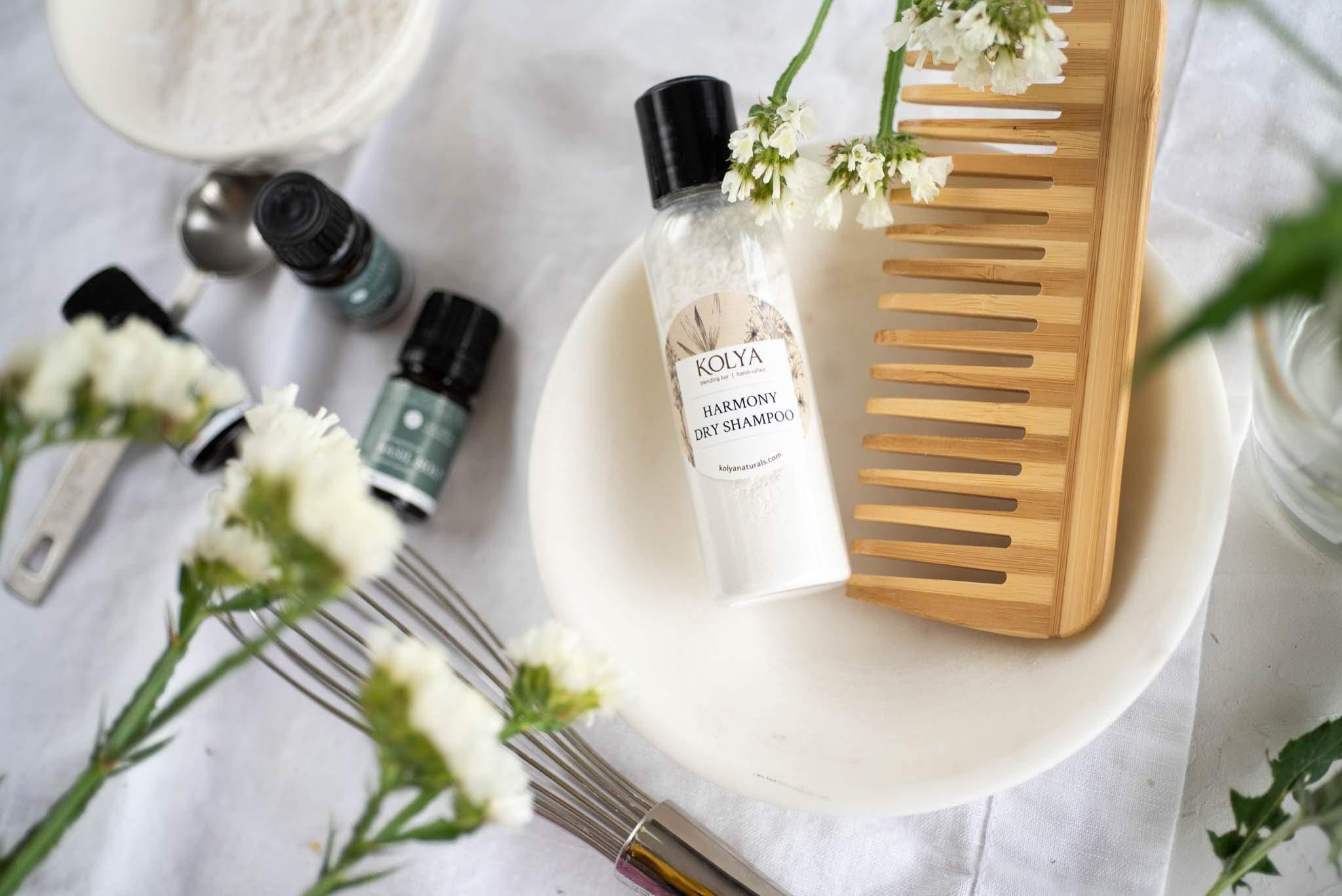 The Beauty of our Harmony Dry Shampoo | Kolya Naturals, Canada